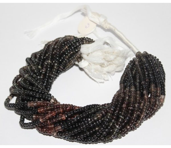 scapolite smooth rondelle beads